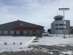 Springbank Airport, Calgary
